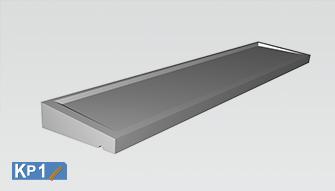 appui de fen tres kp1 en b ton pour optimiser l 39 tanch it. Black Bedroom Furniture Sets. Home Design Ideas