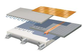 chape flottante kp1 pour isolation des planchers bas et chauffant kp1. Black Bedroom Furniture Sets. Home Design Ideas